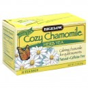 Bigelow Cozy Chamomile Herb Tea Bags Caffeine Free All Natural