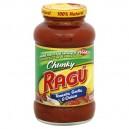 Ragu Chunky Gardenstyle Pasta Sauce Tomato, Garlic & Onion