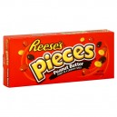 Reese's Pieces Peanut Butter Candy Theatre Box