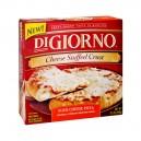 DiGiorno Pizza Four Cheese, Cheese Stuffed Crust Frozen