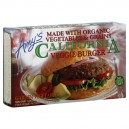 Amy's Veggie Burger California Style Organic - 4 ct Frozen