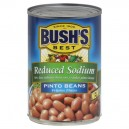 Bush's Best Beans Pinto Reduced Sodium