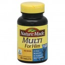 Nature Made Essential Man Multivitamin Tablets