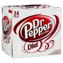 Dr Pepper Diet - 24 pk