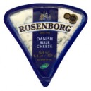 Rosenborg Cheese Blue Danish Traditional Wedge