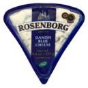Rosenborg Cheese Blue Danish Traditional Wedge