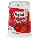 Yoplait Original Yogurt Strawberry 99% Fat Free