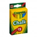 Crayola Chalk Colored