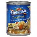 Progresso Traditional Soup Chicken Noodle 99% Fat Free