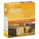 ZonePerfect Nutrition Bars Chocolate Caramel Cluster All Natural - 5 ct
