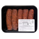 Sausage Italian Mild Homemade All Natural - 5 ct