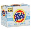 Tide Powder Laundry Detergent Free & Gentle