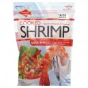 Harvest Of The Sea Shrimp Tail-On Cooked Extra Jumbo - 16-20 ct Frozen