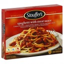 Stouffer's Spaghetti with Meat Sauce