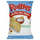 Ruffles Potato Chips Reduced Fat
