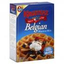 Krusteaz Waffle Mix Belgian