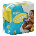 Pampers Swaddlers New Baby Diapers Size 2-3 Both Jumbo Pack - 14-22 lbs