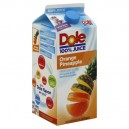 Dole 100% Orange Pineapple Juice Blend