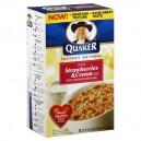 Quaker Instant Oatmeal Strawberries & Cream - 10 ct