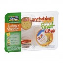 Oscar Mayer Lunchables with Fruit Cracker Stackers Turkey + Cheddar