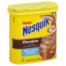 Nestle NesQuik Chocolate Flavored Drink Mix