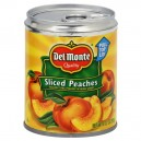 Del Monte Peaches Yellow Cling Sliced in Syrup