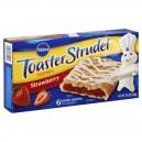 Pillsbury Toaster Strudel Strawberry - 6 ct