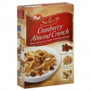 Post Selects Cereal Cranberry Almond Crunch