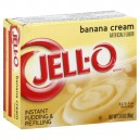 Jell-O Instant Pudding & Pie Filling Banana Cream