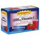 Emergen-C Super Energy Booster Fizzy Drink Mix Raspberry - 30 ct