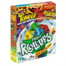 Betty Crocker Fruit Roll-Ups Blastin' Berry Hot Colors - 10 ct