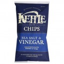 Kettle Brand Potato Chips Sea Salt & Vinegar Natural