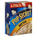Pop Secret Microwave Popcorn Butter