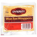 Dynasty Wrappers WonTon