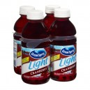 Ocean Spray Cranberry Juice Cocktail Light - 4 pk