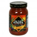 On The Border Salsa Medium All Natural