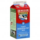 Horizon Organic Milk Reduced Fat 2%