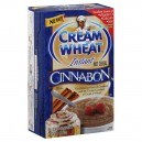 Nabisco Instant Cream of Wheat Hot Cereal Cinnabon - 10 ct