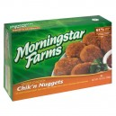 MorningStar Farms Chik'n Nuggets Meatless - 12 ct Frozen