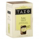 Tazo Lotus Green Tea Bags Decaffeinated