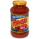 Ragu Old World Pasta Sauce with Meat