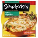 Simply Asia Rice Noodle Soup Bowl Spring Vegetable