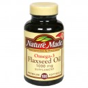Nature Made Flaxseed Oil 1g Softgels