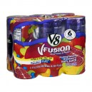 V8 V-Fusion 100% Pomegranate Blueberry Juice - 6 pk