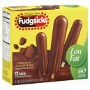 Fudgsicle Fudge Bars Original Low Fat - 12 ct
