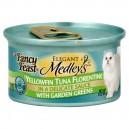 Fancy Feast Elegant Medleys Wet Cat Food Tuna Florentine & Garden Greens