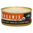 Castor & Pollux Organix Wet Cat Food Turkey, Rice & Chicken