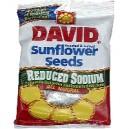 David Sunflower Seeds Reduced Sodium