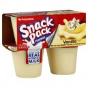 Snack Pack Pudding Vanilla - 4 pk