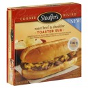 Stouffer's Corner Bistro Toasted Sub Roast Beef & Cheddar